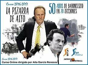 El próximo martes 17 de enero empieza LA PIZARRA DE AÍTO 16/17