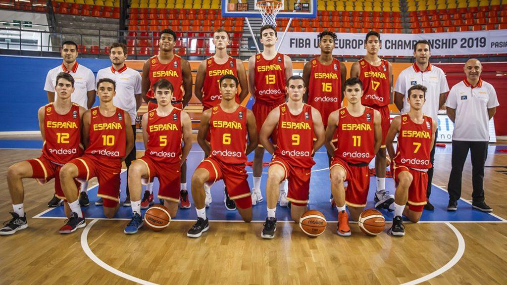 Selección España